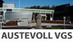 Austevoll vidaregående skule logo