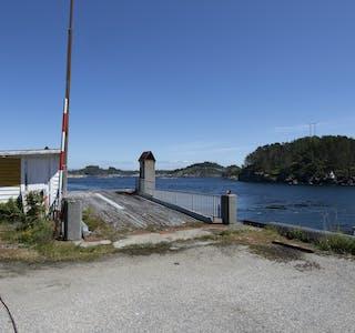 Ferjekaien på Kvaløy er mest eigna for nostalgi. Illustrasjonsfoto: Trond Hagenes.