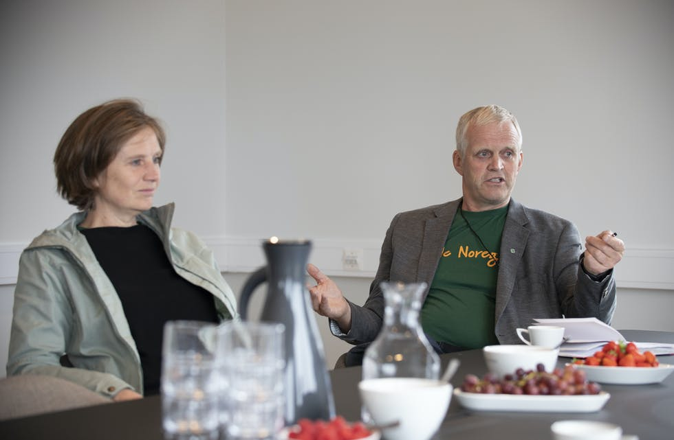 – Med lokale eigarar får du knoppskyting, det var med å byggja Austevoll sa Nils T. Bjørk i ein kommentar om formuesskatten på arbeidande kapital.